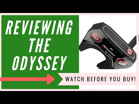 Odyssey O-Works Putter: An HONEST Review