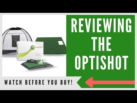 ✅ OPTISHOT GOLF IN A BOX: AN HONEST REVIEW