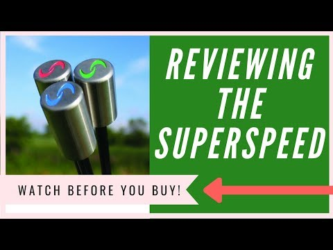 Superspeed Golf Training System Review | An HONEST Opinion