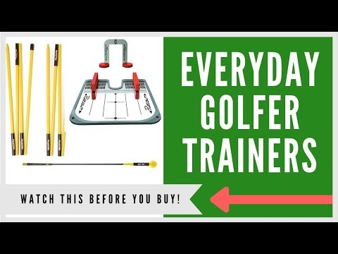 ✅ TOP 7 BEST TRAINING AIDS FOR MID HANDICAP PLAYERS