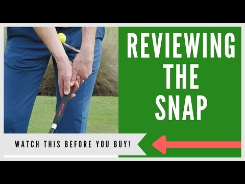 ✅ IMPACT SNAP Golf Trainer: An HONEST Review