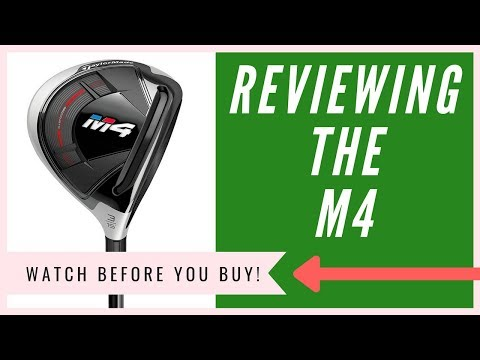 Taylormade M4 Fairway Wood Review | An HONEST Opinion