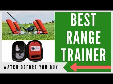 ✅ WE REVEAL THE BEST TRAINING AIDS FOR THE DRIVING RANGE