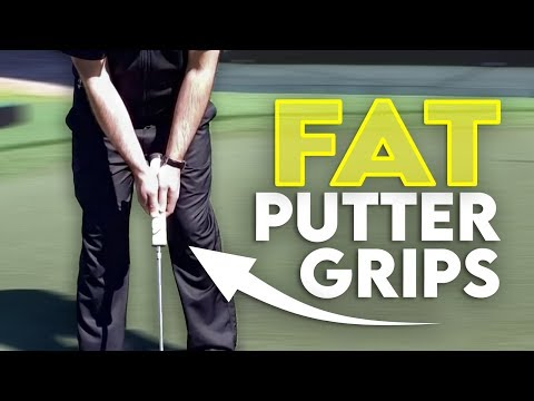 The Correct Way To Use Fat Putter Grips
