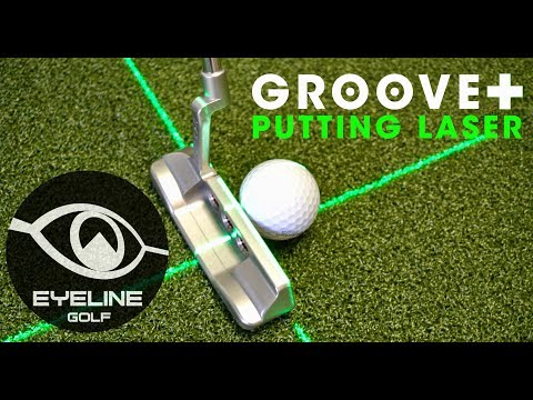 Meet the Groove + Putting Laser