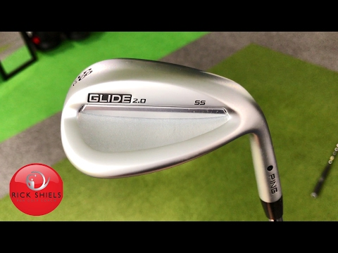 PING GOLF GLIDE 2.0 WEDGES REVIEW