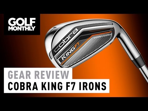 Cobra King F7 Irons Review