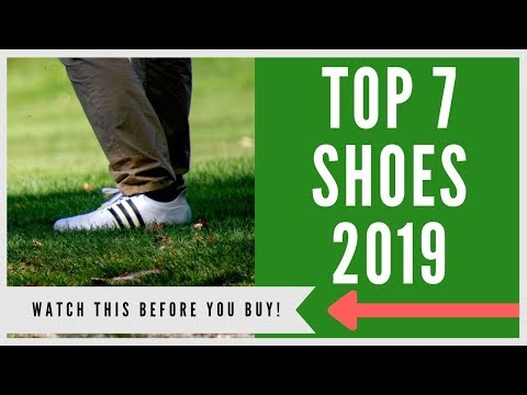 ✅ TOP 7 BEST GOLF SHOES FOR THE MONEY