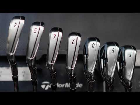 TaylorMade M4 Irons Overview