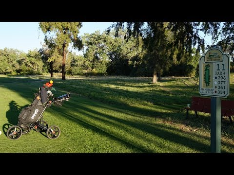 CLICGEAR 3.5+ PUSHCART DEMO & REVIEW
