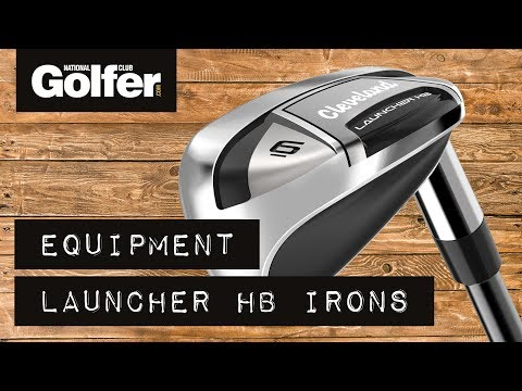Cleveland Launcher HB Irons Review - Mid-handicap Testing