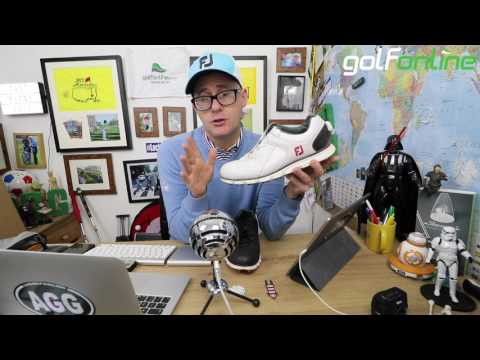 Mark Crossfield buying guide to the Footjoy Pro SL golf shoes