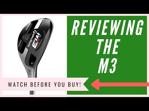 Taylormade M3 Hybrid Review | An HONEST Opinion