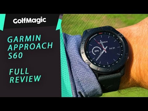 Garmin Approach S60 Review   How to get the best out of your GPS.