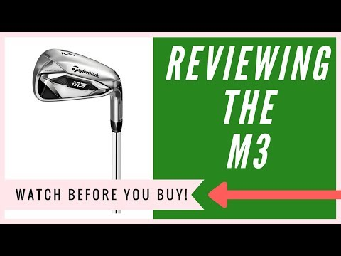 Taylormade M3 Irons: An HONEST Review