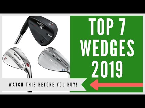 ✅ TOP 7 BEST WEDGES FOR THE MONEY
