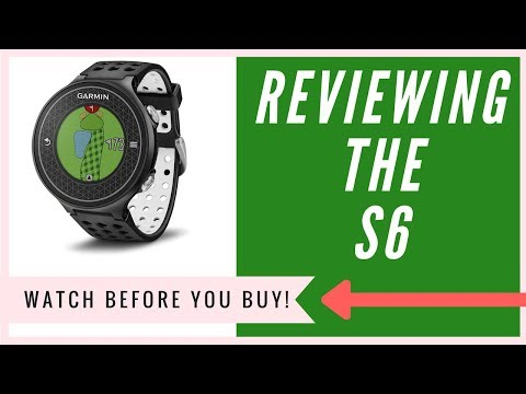 Garmin Approach S6 GPS Golf Watch Review   The TRUTH Revealed