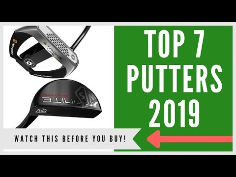✅ TOP 7 BEST PUTTERS FOR THE MONEY