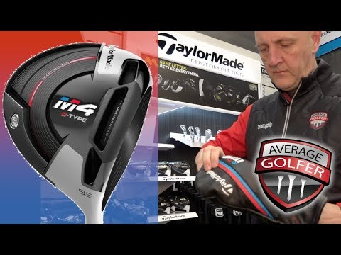 TaylorMade M4 Driver tested Average Golfer
