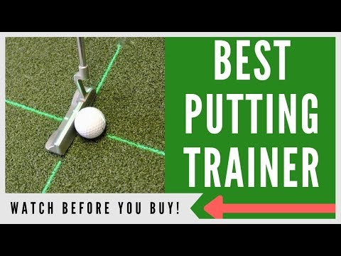 ✅ 3 Best Putting Training Aids To Dial In Your Short Game