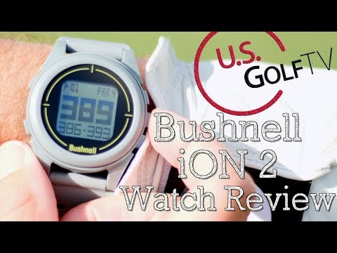 Bushnell iON 2 Watch Review