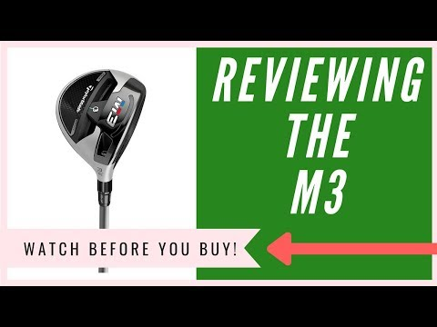 Taylormade M3 Fairway Wood: An HONEST Review