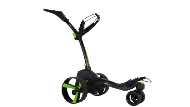 MGI Zip X5 Motorized Golf Buggy Review