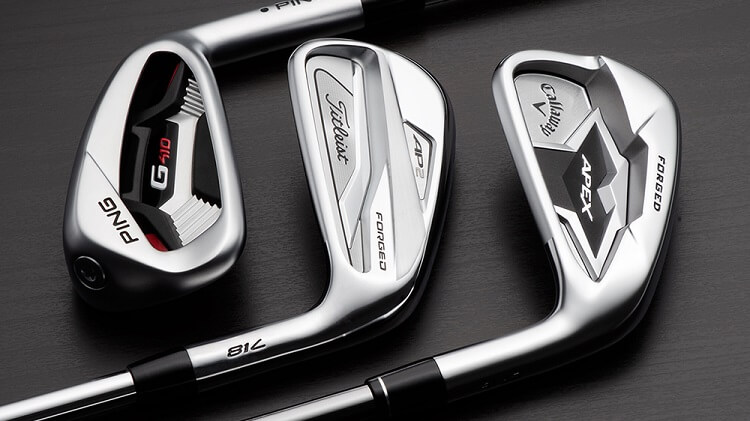 Best Golf Irons For Average Golfers