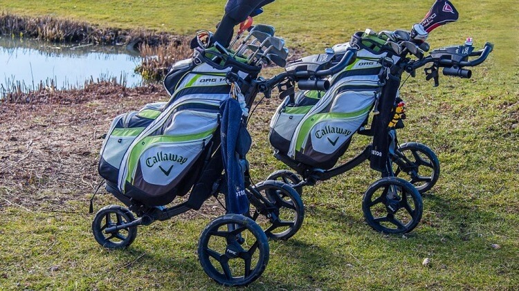 Best Push Carts For Golf