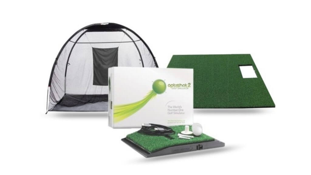 Optishot 2 Golf In A Box Review