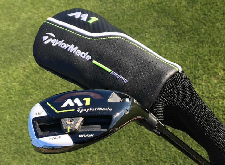 Taylormade M1 Hybrid Review
