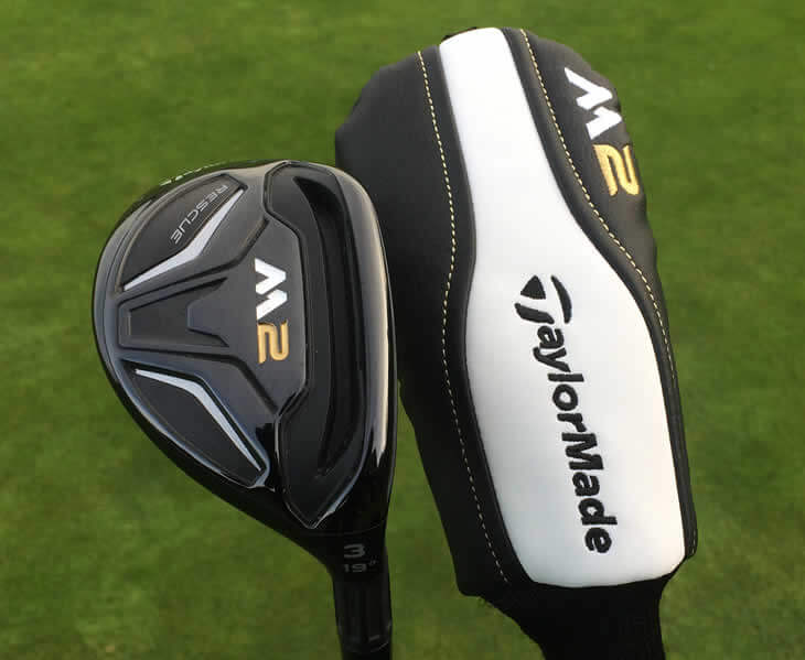 Taylormade M2 Hybrid Review