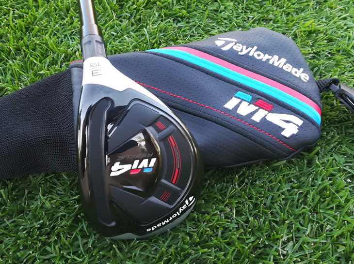Taylormade M4 Hybrid Review