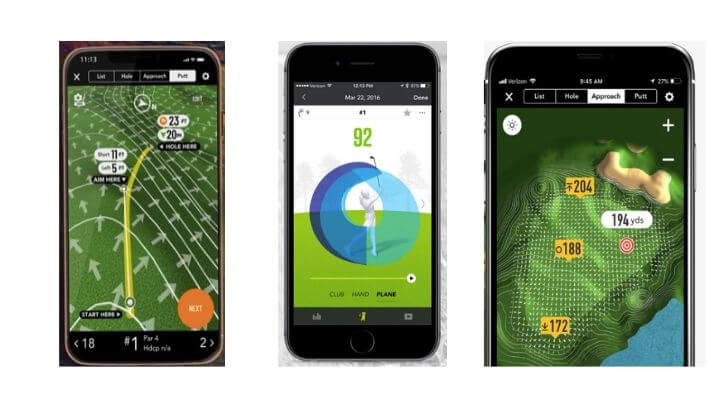 Top Golf Apps For Android & iPhone