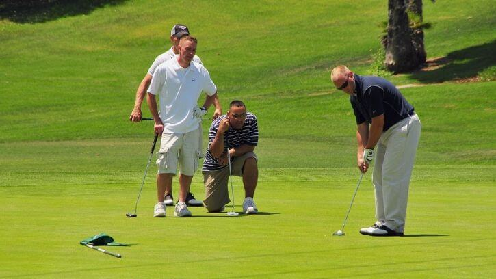 golf formats foursomes