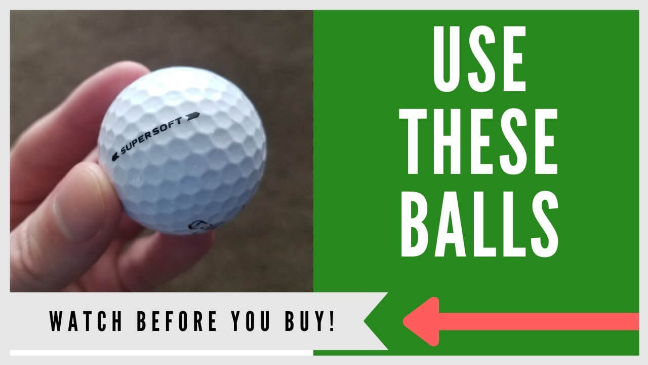 what kind of golf ball should a beginner & high handicapper use